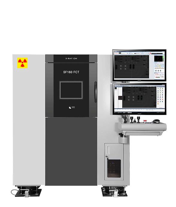 Máy X-ray <br>X-eye<br>SF160FCT