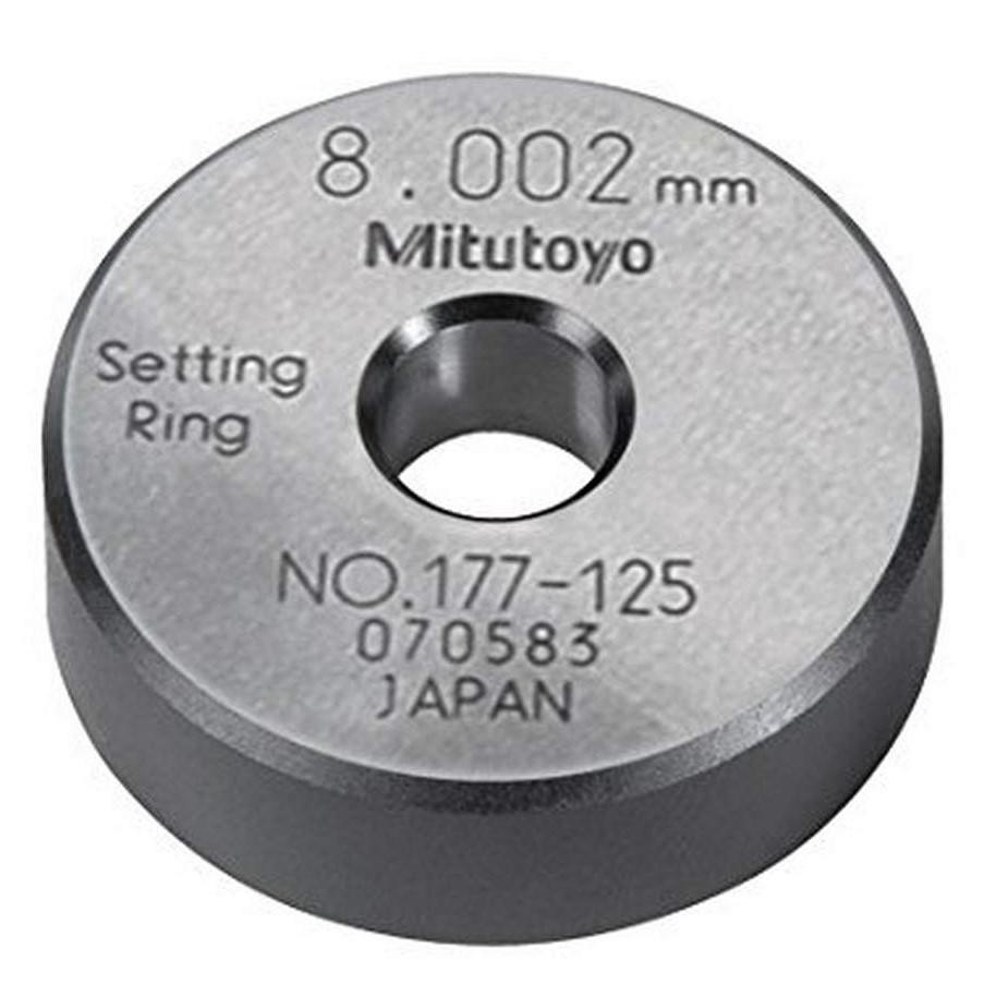 Dưỡng kiểm tròn bằng thép 177-125 <br>8mm