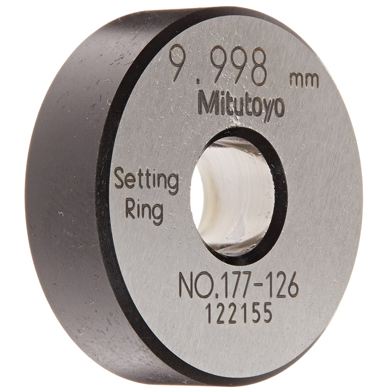 Dưỡng kiểm tròn bằng thép 177-126 <br>10mm