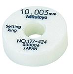 Dưỡng kiểm tròn bằng gốm sứ 177-424 <br> 10mm