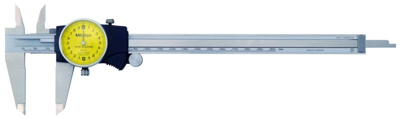 Thước Cặp Đồng Hồ 505-731 <br> 0-200mm