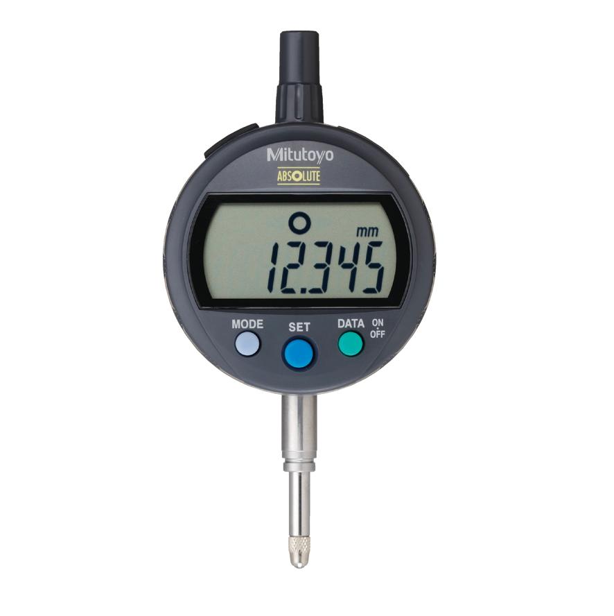 Đồng hồ so điện tử <br> 543-390B <br> 12,7mm ; 0,001mm