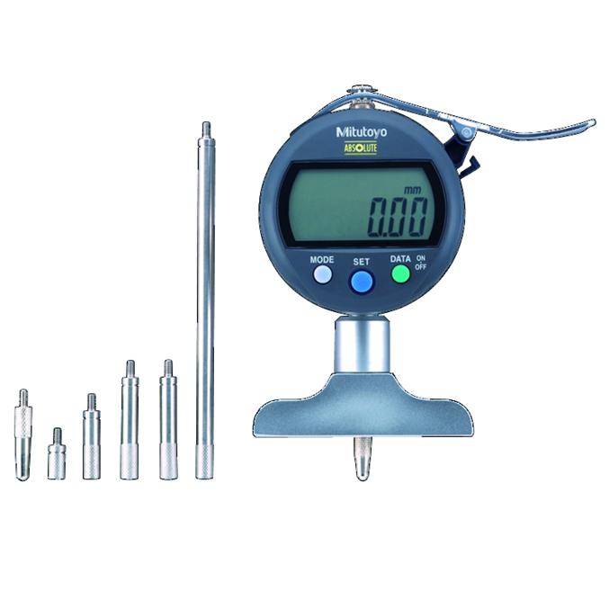 Đồng hồ đo sâu điện tử 547-211 <br> 0-200mm