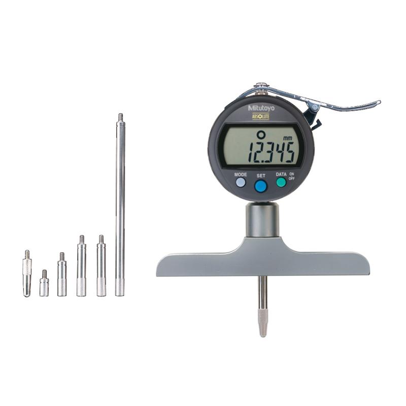 Đồng hồ đo sâu điện tử 547-212 <br> 0-200mm