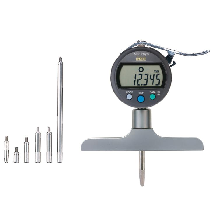 Đồng hồ đo sâu điện tử 547-252 <br> 0-200mm
