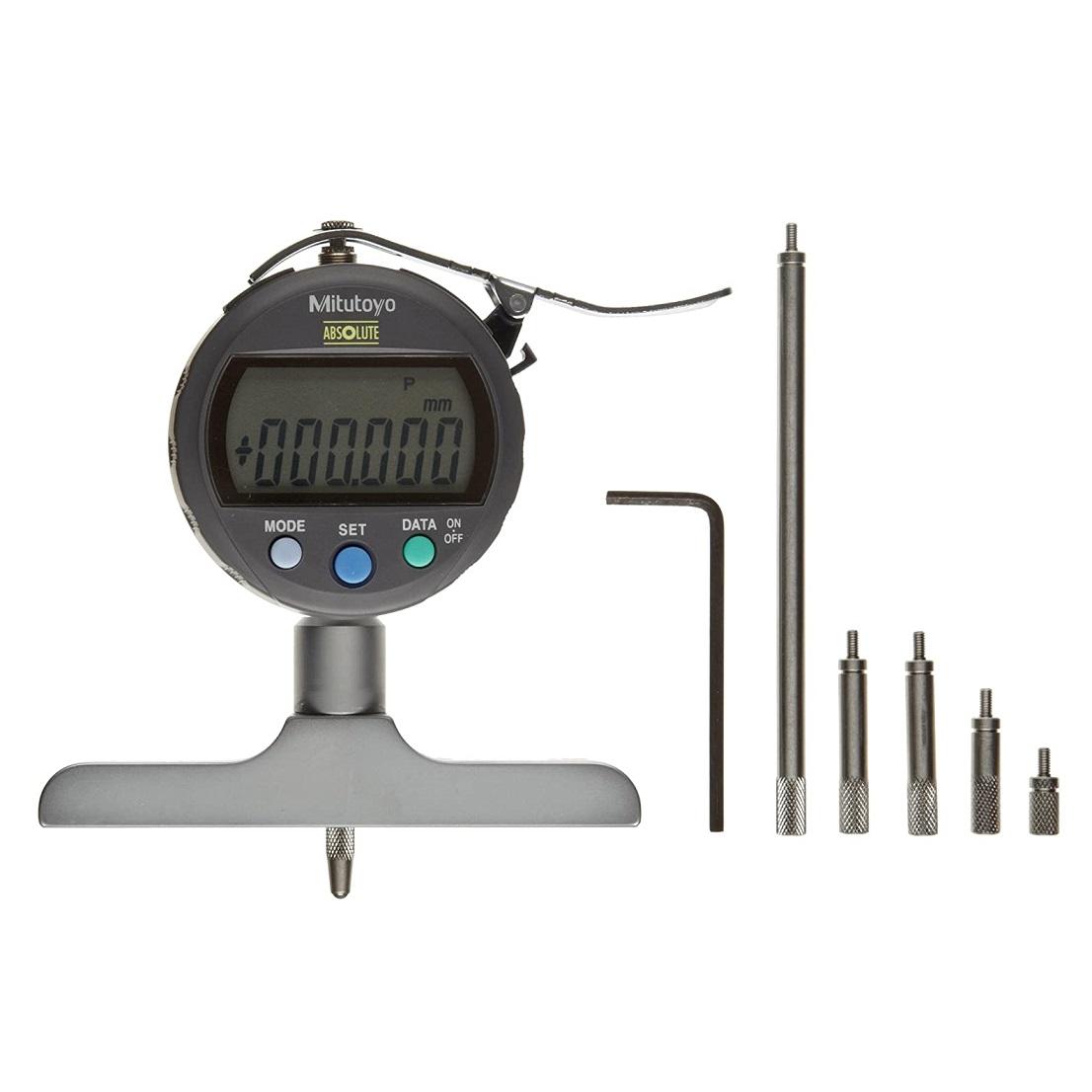 Đồng hồ đo sâu điện tử 547-251 <br> 0-200mm