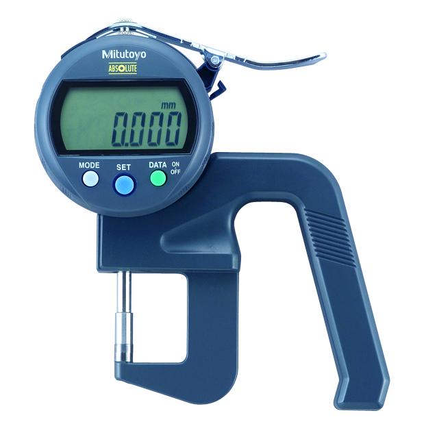 Đồng hồ đo độ dày điện tử 547-401 <br>0-12mm