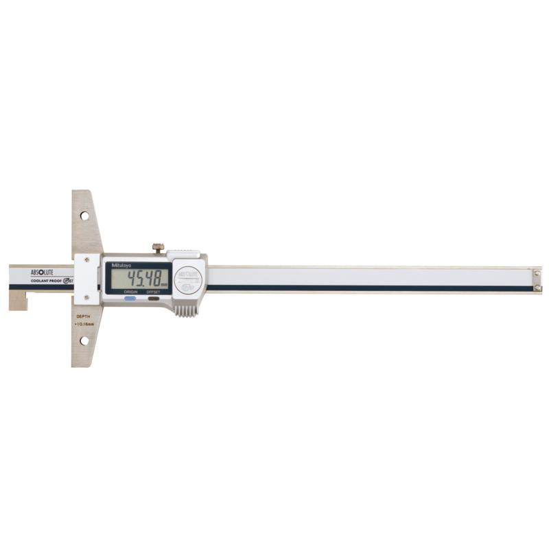 Thước đo sâu điện tử 571-255 <br> 0-200mm
