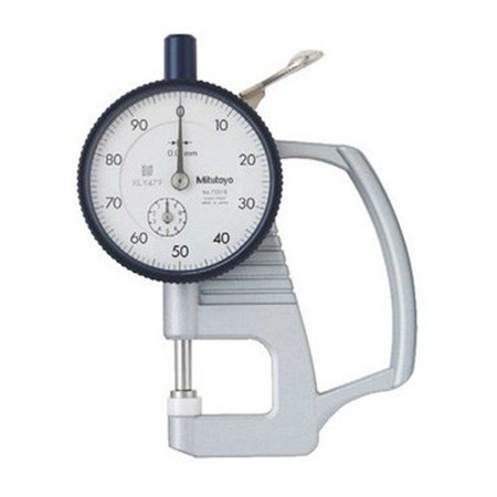Đồng hồ đo sâu cơ khí 7331S <br> 0-1mm