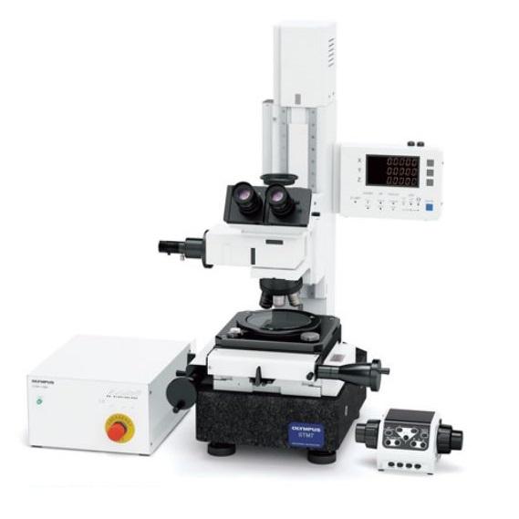 Kính Hiển Vi <br> Đo Lường STM7-SFA 100x100mm