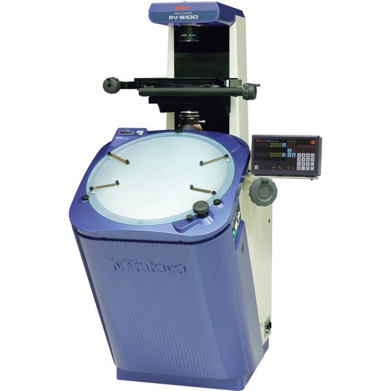 Máy chiếu <br> biên dạng <br> PV-5100