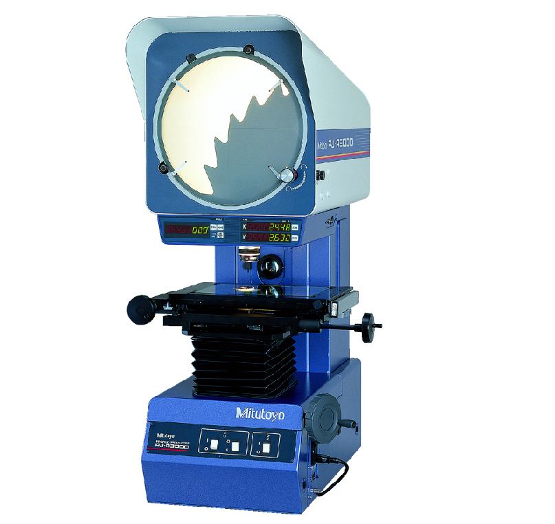Máy chiếu <br> biên dạng<br> PJ-A3010F-200
