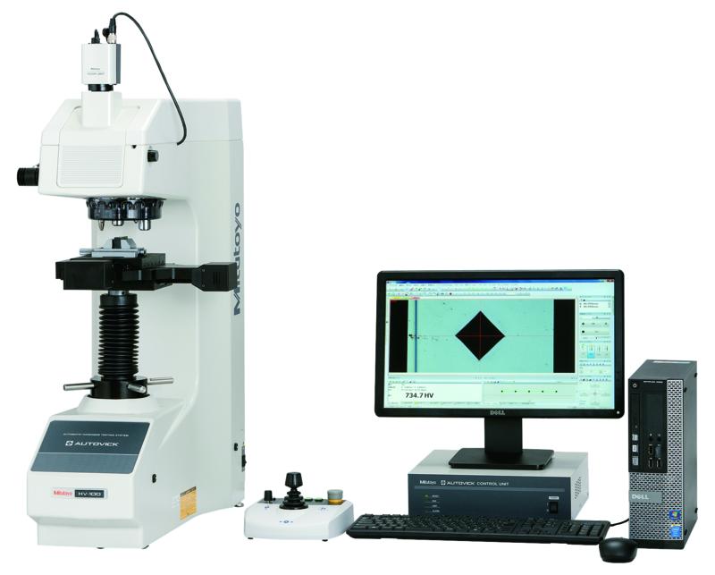 Máy đo <br> độ cứng <br> HV-120 CSet