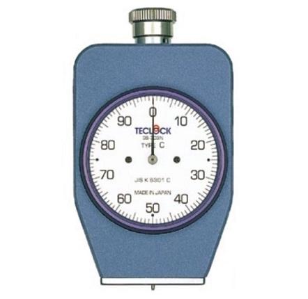 Đồng hồ đo độ cứng <br>TECLOCK GS-703G<br>980-44100mN