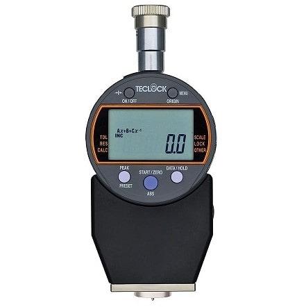 Đồng hồ đo độ cứng <br>TECLOCK GSD-706K<br>539-8385mN