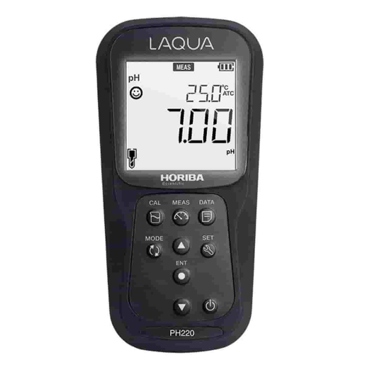 Máy đo PH cầm tay Horiba <br>LAQUA PH220