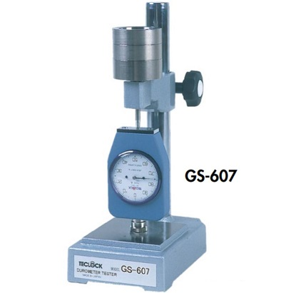Máy thử đồng hồ đo độ cứng<br> TECLOCK GS607C