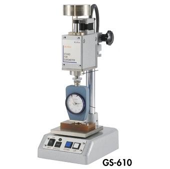 Chân đế gá đồng hồ đo độ cứng <br>TECLOCK GS-610